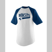 Breen Elementary Short Sleeve Baseball Shirt